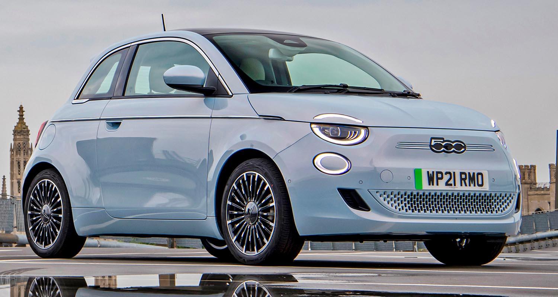 "New 500 Wins As ""Small Car Of The Year"" At News UK Motor Awards"