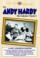 Andy Hardy Collection, Vol. 2 Follow the misadventures of Americas original teenage sensation.
