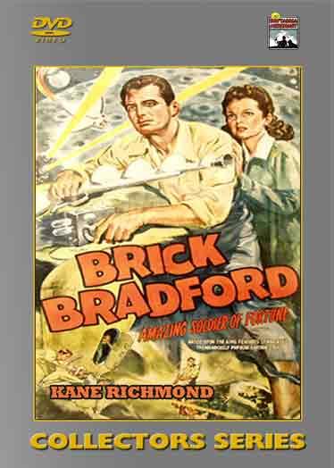 Brick Bradford - 15 Chapters