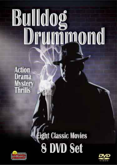 Bulldog Drummond Classic Movie Collection