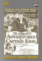 Adventures of Captain Kidd - Serial