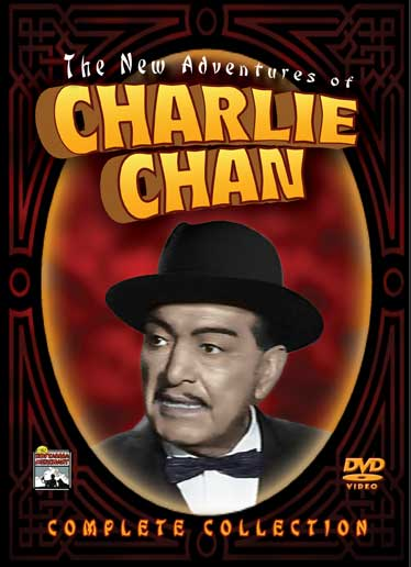 The New Adventures of Charlie Chan - Complete Collection