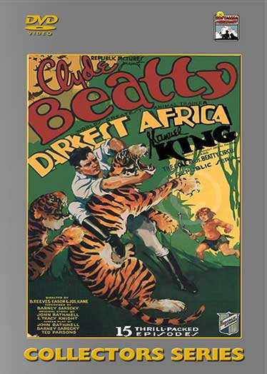 Clyde Beatty in Darkest Africa - 15 Chapters