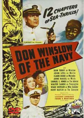 Don Winslow of the Navy - 12 Chapters