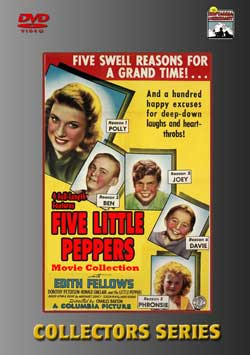 Five Little Peppers