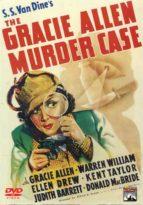 Gracie Allen Murder Case - Classic Movie