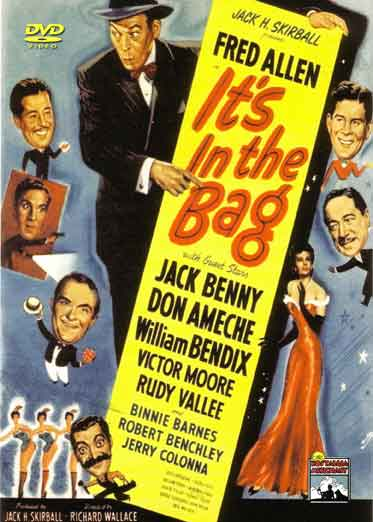 It's In the Bag - Starring Fred Allen