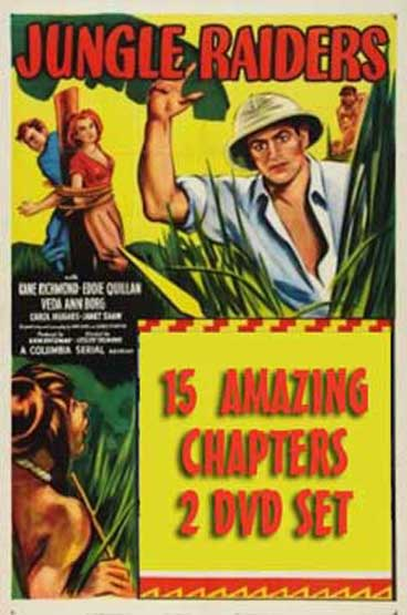 Jungle Raiders - 15 Chapters