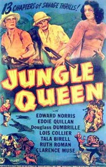 Jungle Queen - 13 Chapters