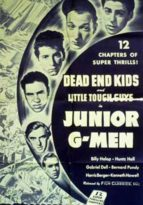 Junior G-Men - 12 Chapter Serial