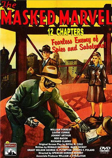 The Masked Marvel - 12 Chapter Serial