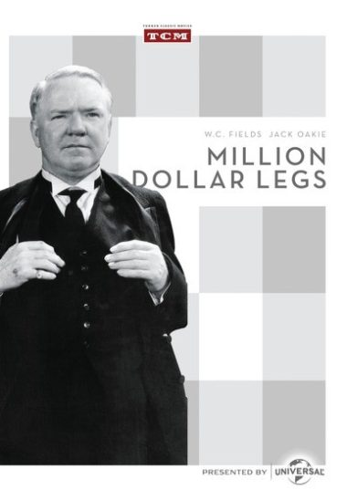 Million Dollar Legs - W.C. fields as the President of Klopstokia makes a bid for fame and fortune by entering its top athletes in the 1932 Summer Games.