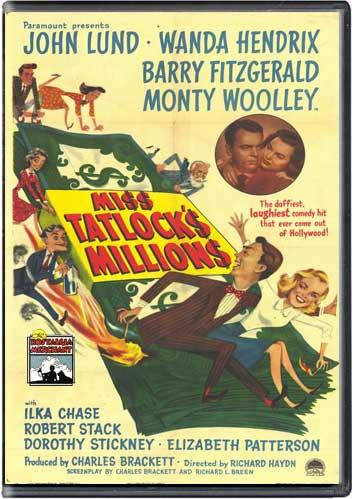 Miss Tatlock's Millions - Rare Classic Movies