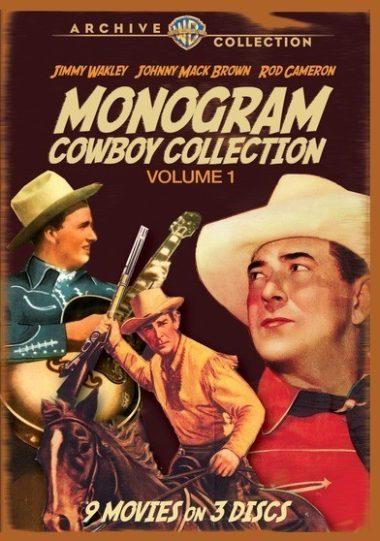 Monogram Cowboy Collection - Vol. 1