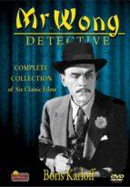 Mr. Wong, Detective - Starring Boris Karloff