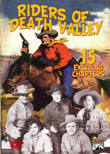 Riders of Death Valley - 15 Chapters