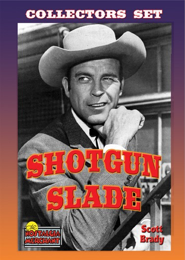 Shotgun Slade TV Shows