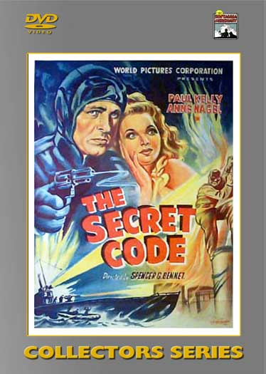 The Secret Code - 15 Chapter Serial