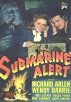 Submarine Alert - Rare Classic Movie