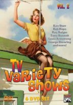 TV Variety Shows - Vol. 2 Rare Classic TV shows