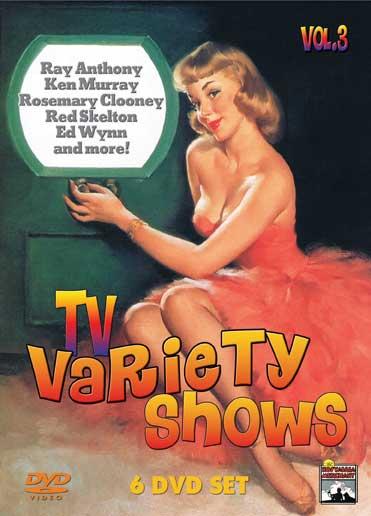 TV Variety Shows - Vol. 3 - Rare TV Classics