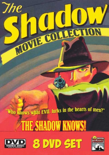 The Shadow Films Collection - 8 DVD-R Set