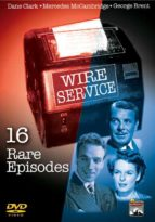 Wire Service - 16 rare TV Classics.