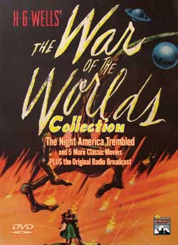 War of the Worlds Collection