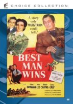 Best Man Wins - Jim Smiley, a man who has never seen a bet that he didn't like. His latest gambit involves Daniel Webster, a bullfrog who could jump higher than any other.