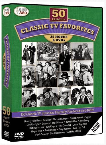 50 Classic TV Favorites