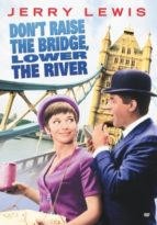 Don't Raise the Bridge, Lower the River - Jerry plays George Lester, an American in London, whose grandiose schemes constantly get him into trouble.
