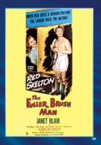 The Fuller Brush Man - Red Skelton plays the hapless door-to-door salesman of the title who becomes a prime suspect when one of his clients is murdered.