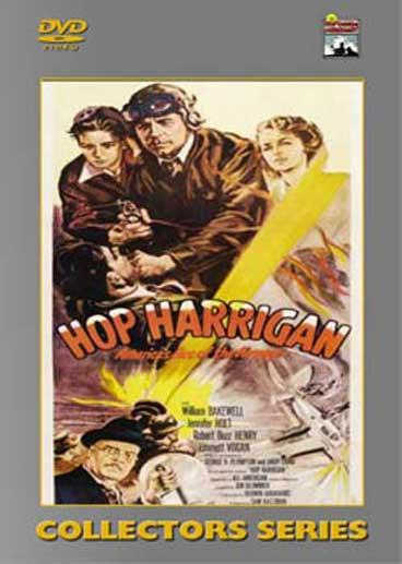 Hop Harrigan - 15 chapters