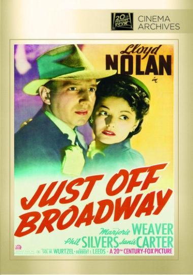 Just Off Broadway - Michael Shayne