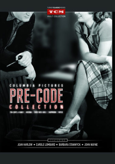 Pre-Code Collection - five films in which the working class heroines have more to overcome than just dubious occupations or notorious reputations.