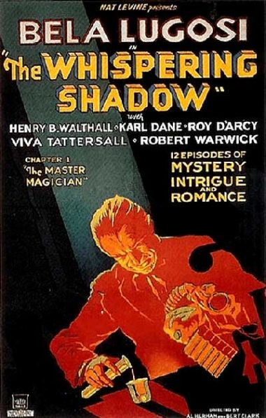 The Whispering Shadow - 12 chapter serial starring Bela Lugosi