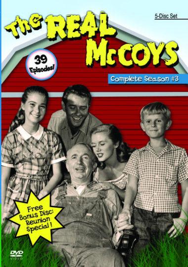 The Real McCoys - Season 3