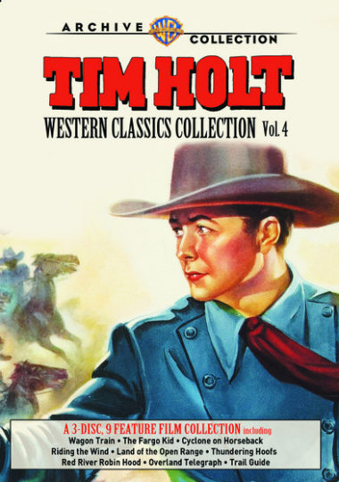 Tim Holt Western Collection