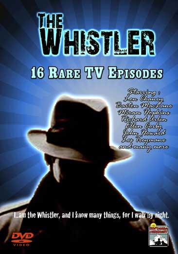 The Whistler Rare TV Shows