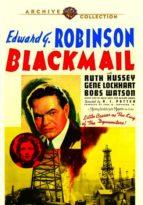 Blackmail - Edward G. Robinson