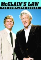 McClain's Law starring James Arness - Complete Series - 1981 Classic TV Shows.