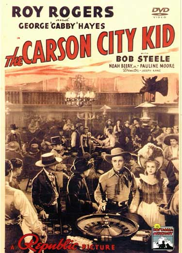 The Carson City Kid starring Roy Rogers