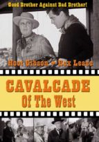Cavalcade of the West rare classic western