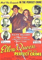 Ellery Queen and the Perfect Crime rare classic movie