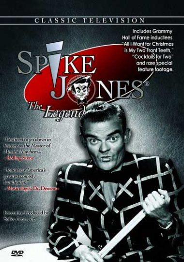 Spike Jones TV Shows
