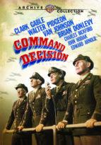 Command Decision - starring Clark Gable - 1948