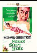 Susan Slept Here starring Debbie Reynolds