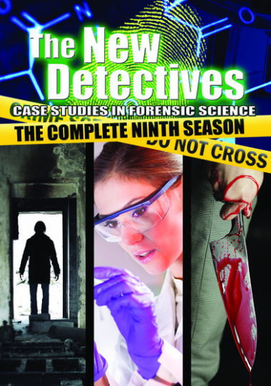 The New Detectives TV Series - the complete collection of 121 shows