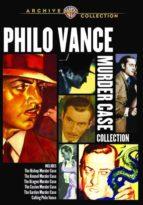 Philo Vance Movie Collecton - 6 Rare Films