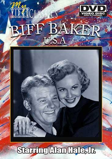 Biff Baker U.S.A. - 10 Rare Excellent Quality episides - 2 DVD Set.